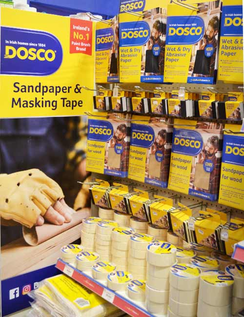Painting & Decorating | Dosco Ireland